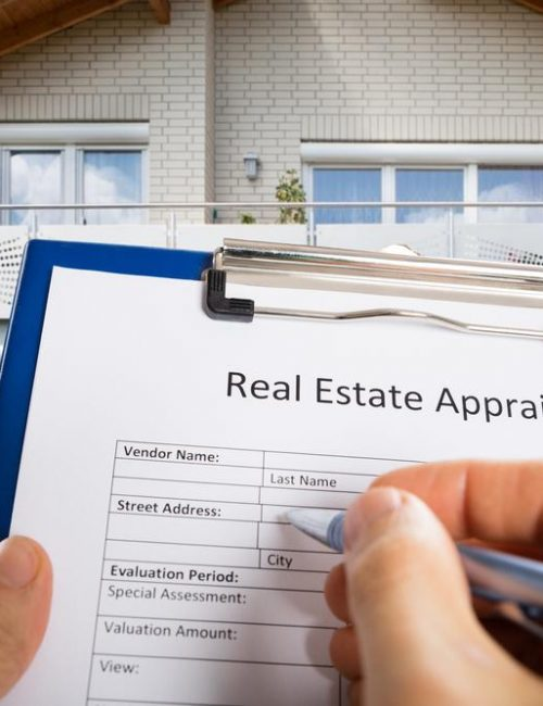 Homeowner Appraisal Services